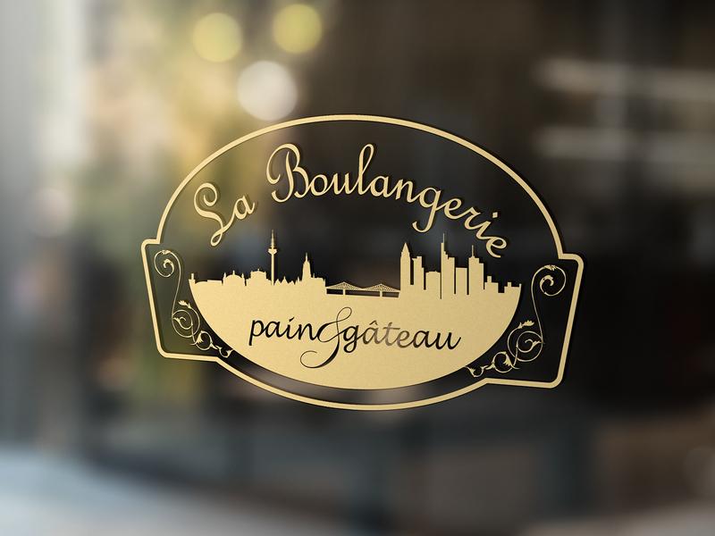 La Boulangerie - logo