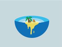 Melting Island
