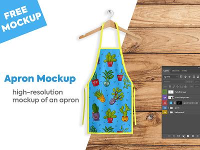 Apron Mockup PSD Free Download design mockups mockup template branding mockup mockup free apron mockup psd apron mockup psd mockup psd apron mockup