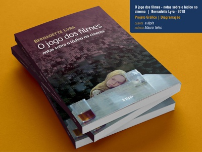 O Jogo dos filmes - notas sobre o lúdicos no cinema grafic design projeto uxdesign illustration design book cover cover design brand design cinema