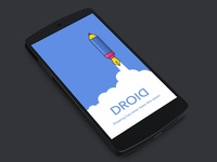 Droid - Drawing App - Material Design