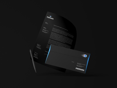 Branding - Pedrada brand identity brand 3d vector art logo illustration design branding