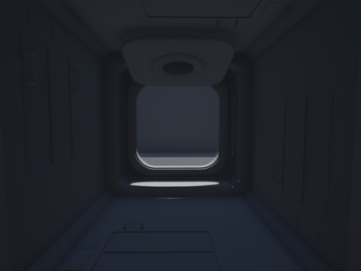 Space Station Module solaris engine unreal station space