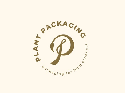 Plant Packaging Logo