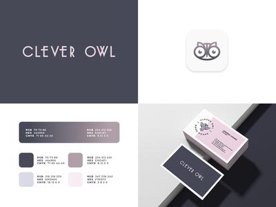 Clever Owl Branding