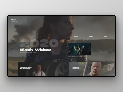 TV movie tv series tv shows tv app ux ui web design illustration