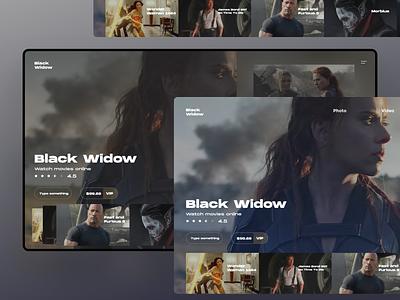 TV show ux ui web tv tv shows tv series tv app design