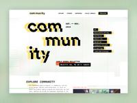 Tech Conference Web Design