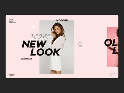 Fashion interactions responsive website webdesign design web platform interface ui ux concept desktop app design mobile ui mobile design e-commerce e-commerce design ecommerce