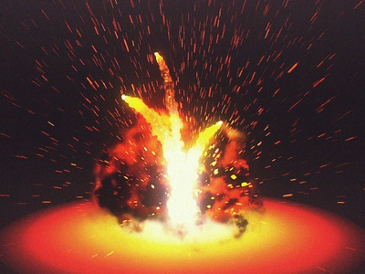 Trapcode Particular Explosion explosion partilces trapcode particular after effects particular