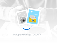 Docufy Happy redesign