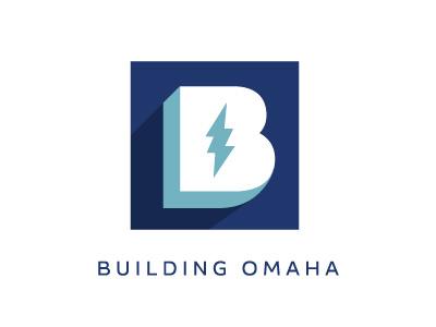 Building Omaha Branding identity design graphic design branding