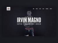 Irvin Magno Boxing Website