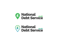 National Debt Service Logo Variations