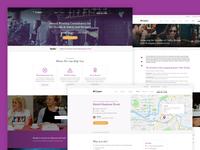 Croner Website Redesign