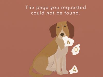 404 Broken Link Page