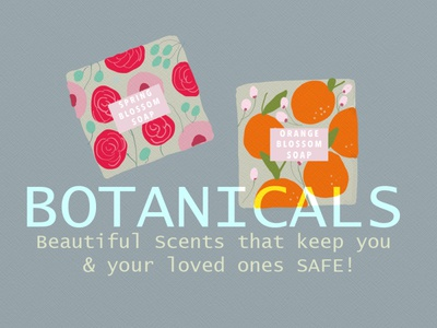 Botanicals soap