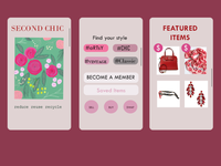 Passion for Fashion: Second Chic App