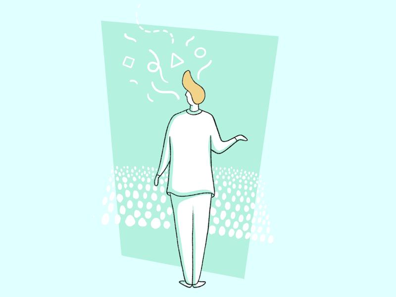 Conference web illustration procreate design app illustration illustration