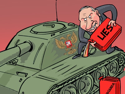 Putin's energy resources putin tank russia lies lie ukraine donetsk propaganda fuel energy