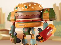 Burgerbot