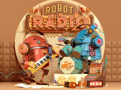 Robot Radio