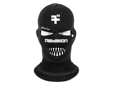 REBELLION cyberpunk techwear streetwear logo illustrator fashion design fashion brand clothing design apparel