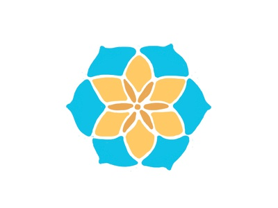Communitas Logo 2 education medical non-profit health orange blue logo