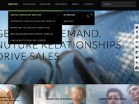 Hyperxmedia Redesign Homepage