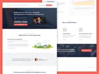 Bright Solar Energy - Website Redesign