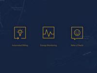 Bright Solar Energy - Icons