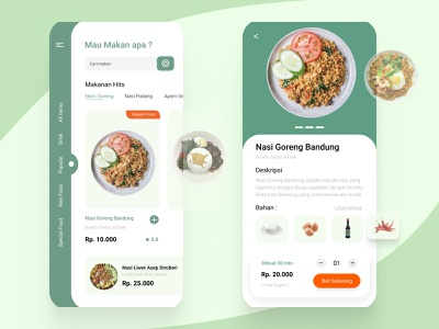 Food Order | Mobile App foodart app design food illustration delivery service delivery app food and drink food app food