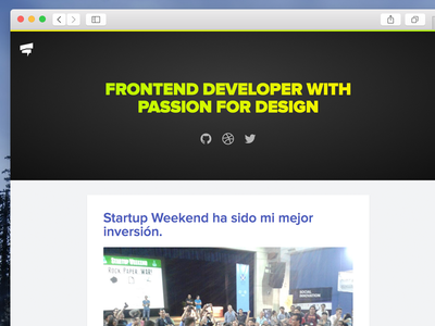 Playing with text gradients web blog responsive ui wordpress gradient