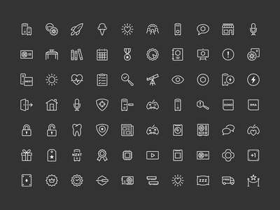 NZXT Icons 1 design icon