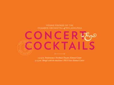 Concert & Cocktails