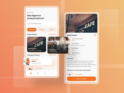 Ngamen Hub App ui  ux design ui design ui  ux uiux design uiuxdesigner uiuxdesign ui kit uiux uidesign android app design android app ios app design ios app application app design app ux graphicdesign design ui