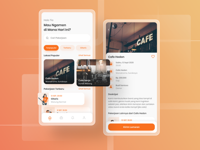 Ngamen Hub App ui  ux design ui design ui  ux uiux design uiuxdesigner uiuxdesign ui kit uiux uidesign android app design android app ios app design ios app application app design app ux graphicdesign design ui