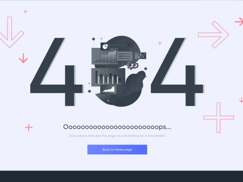404 page error 404 404page illustration uiux web design design