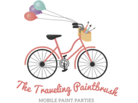 Traveling Paintbrush logo