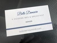 Belle Demeure logo