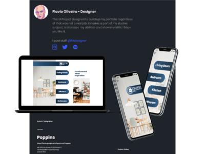 UI Design Studies.