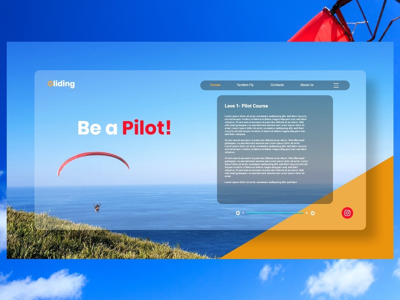 Paragliding School 2