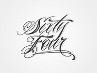 Sixty Four Logo