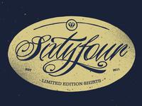 Final SixtyFour Logo