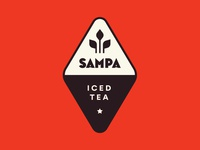 Sampa Tea Company - Logo