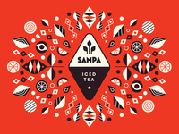 Sampa Tea Company - Graphic