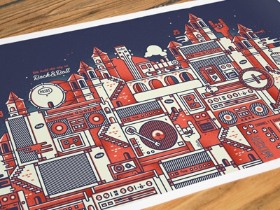 Grooveshark printout grooveshark print out rock and roll city