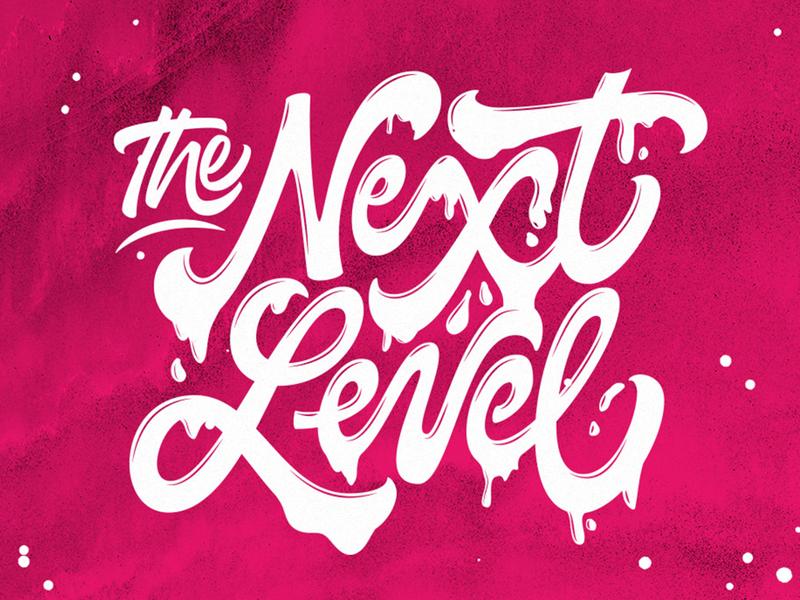 The Next Level | Logo Design