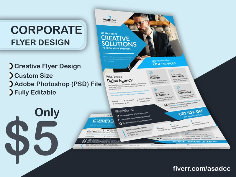 Creative Flyer Design graphicdesign asadcc asadcc flyer designs creative flyer business flyer custom flyer custom mockup 3d flyer flyer mockup flyer psd downlaod flyer psd downlaod adobe photoshop adobe flyer design flyer