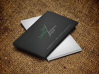 Iuvo, business cards